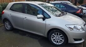 Toyota Auris in Immaculate Condition For Sale with Full Dealership Service History