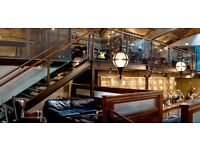 Bar & Restaurant Staff - Hillhead Bookclub