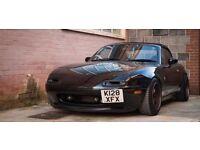 Big Spec Turbo Mazda MX5 Eunos - S-Limited | Import Modified