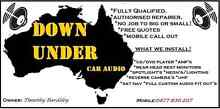 Down Under  Car Audio Mobile Installlers Safety Bay Rockingham Area Preview