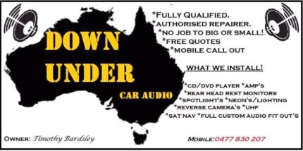 ## CAR AUDIO & ACCESSORIES INSTALLATIONS ## Safety Bay Rockingham Area Preview
