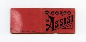 PUBBLICITA-039-Werbung-1927-034-RICORDO-DI-ASSISI-034-in-n-20-mini-cartoline