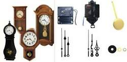 Westminster Chime Melody Pendulum Clock Movement Wall Hand Mechanism Kit Repair