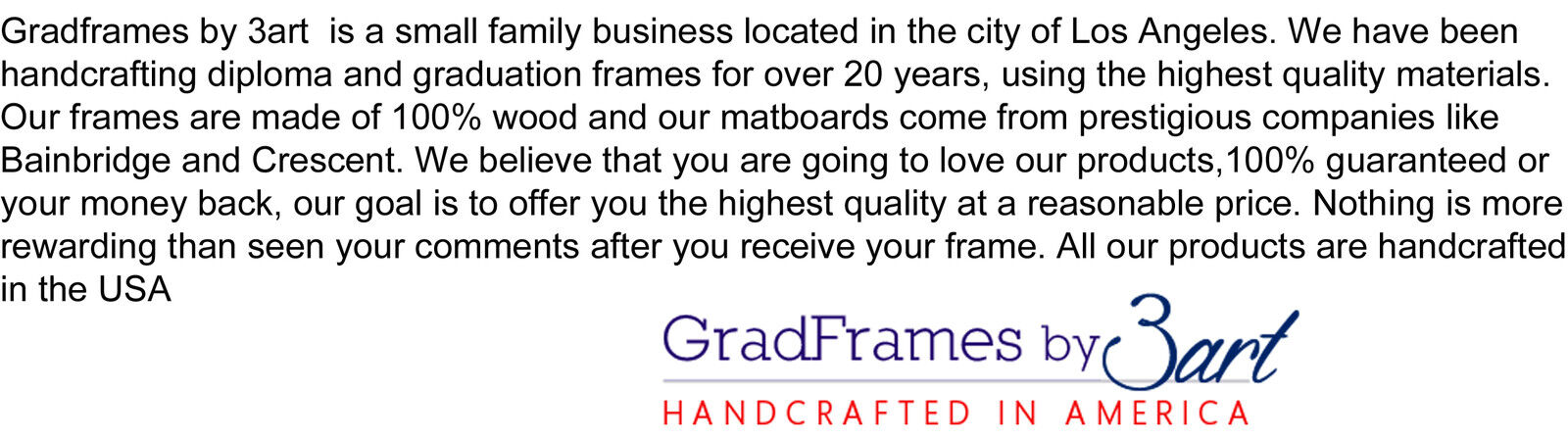 gradframes by 3art