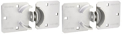 Hasp By Master 770  Lot Of 2  Heavy Duty Fits 6271 Round Hidden Shackle Locks