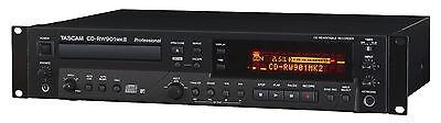 TASCAM CD-RW901MKII Professional CD Recorder. U.S. Authorized Dealer