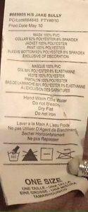 "COSTUME RUBIES AVATAR "" JAKE SULLY "" POUR ADULTE ONE SIZE Gatineau Ottawa / Gatineau Area image 9"