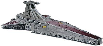 Revell Star Wars Rogue One Republic Star Destroyer Clone Wars Ship Model 85-6458