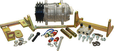 Amx10231 Compressor Conversion Kit For John Deere 2940 2950 3040 Tractors