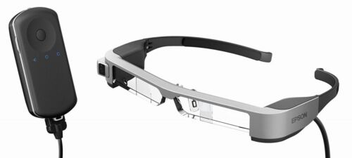 EPSON MOVERIO Smart Glass Organic EL Panel High Definition BT-300 From Japan EMS