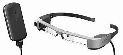 NEW EPSON BT-300 MOVERIO Smart Glass Organic EL Panel High Definition JAPAN