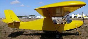 M-81-Aquilon-Private-Light-Morin-M81-Airplane-Kiln-Wood-Model-Replica-Small-New