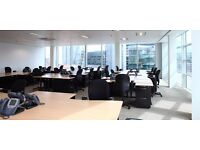 Co-working, Desk Space To Rent - Crown Place, Liverpool St, London, EC2A - Flexible Office Space