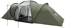 Coleman Ridgeline 4 man tent used twice in 4 years