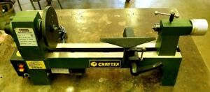 "Mini Wood Lathe 12""x8"" with variable speed"