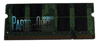 1gb Ddr2 Pc2-4200 Sodimm Panasonic Toughbook 51 Pentium Mcf-51j/l/m Memory Ram
