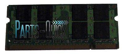 1gb Ddr2 Pc2-4200 Panasonic Toughbook 51 Core Duo Cf-51p, Cf-51q, Cf-51r Memory