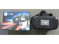 Universal virtual reality (VR)
