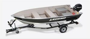 2017 legend boats 14 WIDEBODY 30./week ALL-IN PRICE, NO EXTRA FE