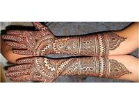 Bridal henna for weddings and engagements or any other occasions and parties. Henna mehndi services.