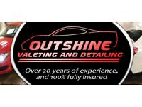 Outshine valeting and detailing Banff
