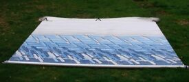 Fiamma Roll Out Awning Canopy Sun Shade Caravan Camper 3 mtrs long