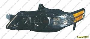 Head Light Driver Side Type S High Quality Acura TL 2007-2008