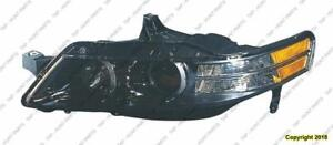 Head Lamp Driver Side Type S High Quality Acura TL 2007-2008
