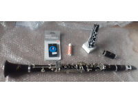 Odyssey OCL400 Premiere 'Bb' Clarinet & accessories