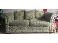 Lovely pair of sofas
