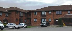 Sheltered one bedroom flat Great Barr 60 years + or 55 with DLA
