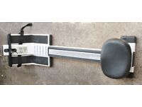 BH Fitness Oxford Electronic Rowing Machine