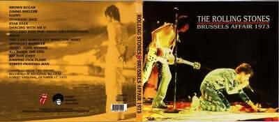 Rolling Stones Brussels affair 1973 - Affair Cd