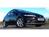 Honda Civic 1.8L with low mileage!!