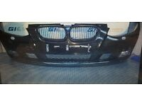 BMW FRONT BUMPER LCI MSPORT E92 E93 BREAKING