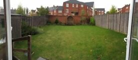 A Lovely Double Room with Garden View in Edgbaston