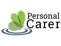 PERSONAL CARER FOR THE ELDERLY AVAILABLE TO WORK ANYWHERE IN THE UK. LIVE-IN CARE, HOME HELP