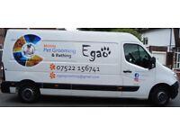 Dog Grooming Van FOR SALE