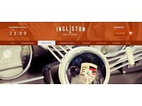 'INGLISTON REVIVAL' CLASSIC MOTOR SHOW - 2 Adults tickets for Sun 14th May