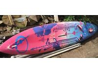 Surf board, surfboard, wind surf , body board large