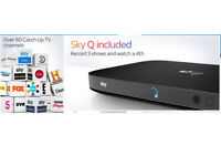 Sky Q with any subscription