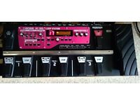 Boss RC-300 Loop Station, only 7 months old, VGC, inc p+p
