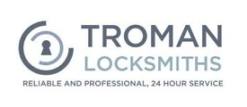 Troman Locksmiths. friendly, local, reliable locksmiths based in Greater Manchester.