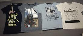 Bundle of boys clothes 6-8y