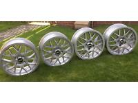 BBS RX 214 alloy wheels VW Vauxhall BMW Mini