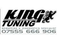 Re mapping service king tuning