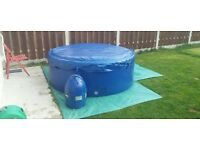 Lazy Spa Hot Tub Jacuzzi Hardly Used