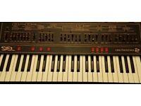 SIEL ORCHESTRA 2 Vintage Analog Italian Synth String Machine VERY RARE