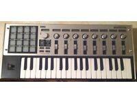 Korg MicroKONTROL MC1 Midi Keyboard