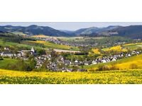 Hotel room for three nights and two days in Sauerland, Germany for two people gbp 115.00 in total